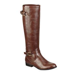 Unisa Tala Cognac Riding Boots